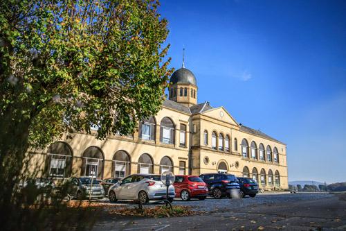 Centre hospitalier - Charolles