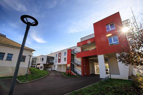 Centre hospitalier - La Clayette